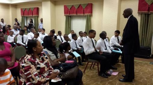 Graduation Ceremony - 1