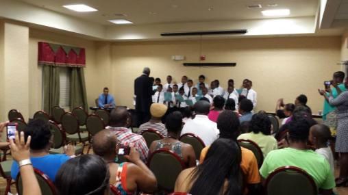Graduation Ceremony - 8